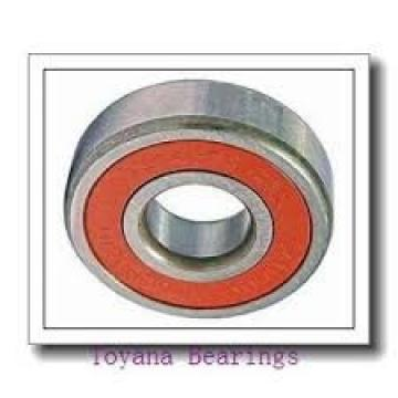 Toyana 02875/02820 tapered roller bearings