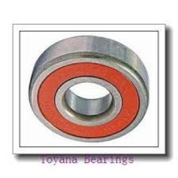 Toyana 3000-2RS angular contact ball bearings