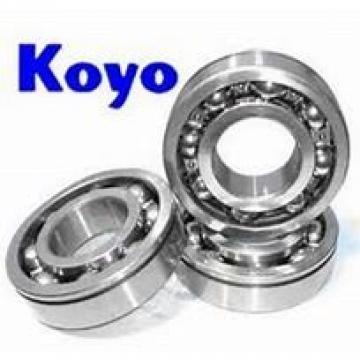190 mm x 290 mm x 31 mm  190 mm x 290 mm x 31 mm  KOYO 16038 deep groove ball bearings