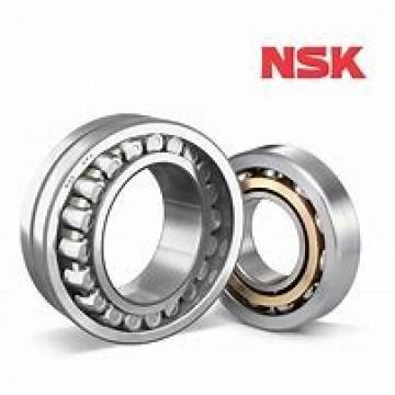 7 mm x 11 mm x 2,5 mm  7 mm x 11 mm x 2,5 mm  NSK MR 117 deep groove ball bearings
