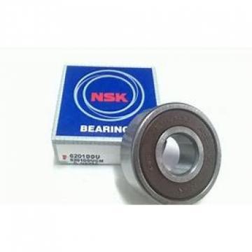 60 mm x 130 mm x 31 mm  60 mm x 130 mm x 31 mm  NSK 7312BEA angular contact ball bearings