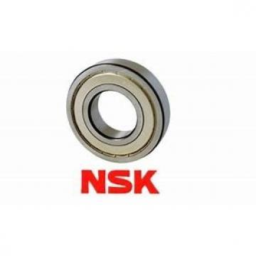 2 mm x 6 mm x 2,5 mm  2 mm x 6 mm x 2,5 mm  NSK MF62 deep groove ball bearings