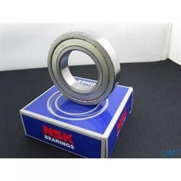 65 mm x 100 mm x 18 mm  65 mm x 100 mm x 18 mm  NSK 7013CTRSU angular contact ball bearings
