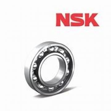 75 mm x 130 mm x 25 mm  75 mm x 130 mm x 25 mm  NSK 1215 K self aligning ball bearings