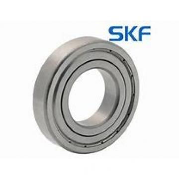45 mm x 100 mm x 25 mm  45 mm x 100 mm x 25 mm  SKF 7309BEGAPH angular contact ball bearings