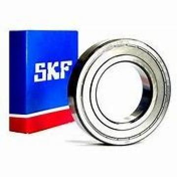 6 mm x 10 mm x 3 mm  6 mm x 10 mm x 3 mm  SKF W627/6-2Z deep groove ball bearings