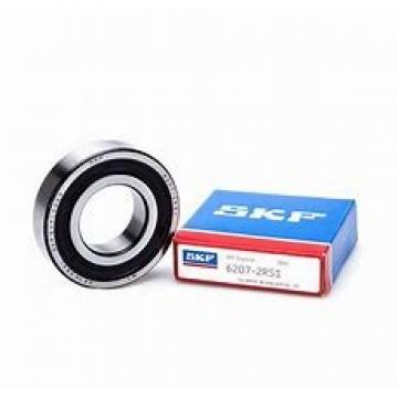 8 mm x 22 mm x 7 mm  8 mm x 22 mm x 7 mm  SKF W 608-2Z deep groove ball bearings