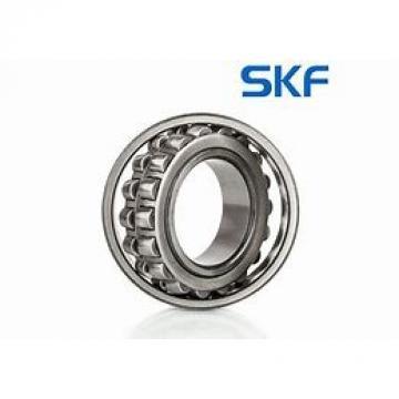 120 mm x 215 mm x 40 mm  120 mm x 215 mm x 40 mm  SKF NJ 224 ECML thrust ball bearings
