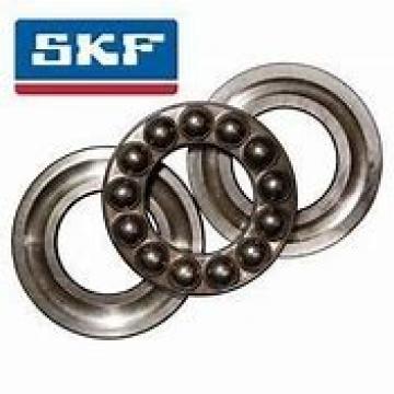 60 mm x 95 mm x 18 mm  60 mm x 95 mm x 18 mm  SKF 7012 ACD/P4AL angular contact ball bearings