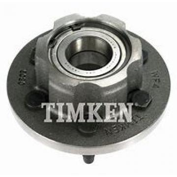 45,987 mm x 74,975 mm x 18 mm  45,987 mm x 74,975 mm x 18 mm  Timken LM503349A/LM503310 tapered roller bearings