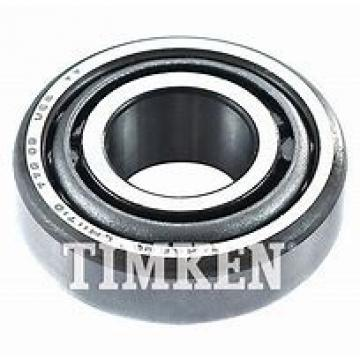 25,4 mm x 63,5 mm x 20,638 mm  25,4 mm x 63,5 mm x 20,638 mm  Timken 15100/15250 tapered roller bearings