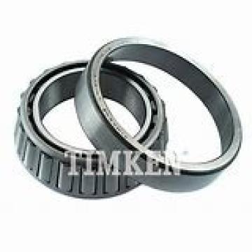 50,8 mm x 95,25 mm x 28,575 mm  50,8 mm x 95,25 mm x 28,575 mm  Timken NP972299/NP698197 tapered roller bearings