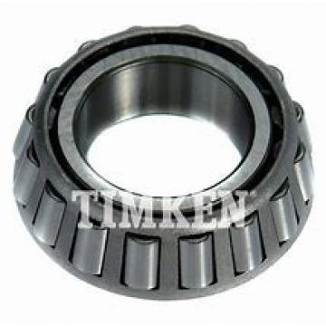 29,987 mm x 61,981 mm x 16,566 mm  29,987 mm x 61,981 mm x 16,566 mm  Timken 17118/17244A tapered roller bearings