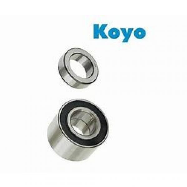 100 mm x 250 mm x 58 mm  100 mm x 250 mm x 58 mm  KOYO NF420 cylindrical roller bearings #1 image