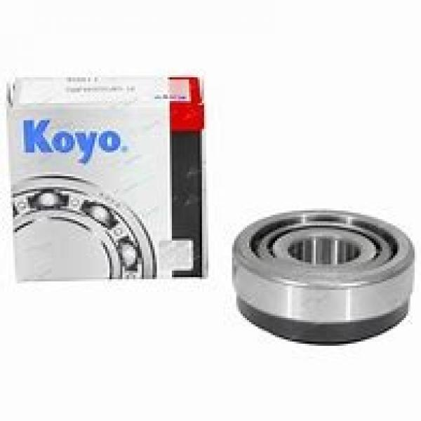 KOYO NANF203 bearing units #1 image