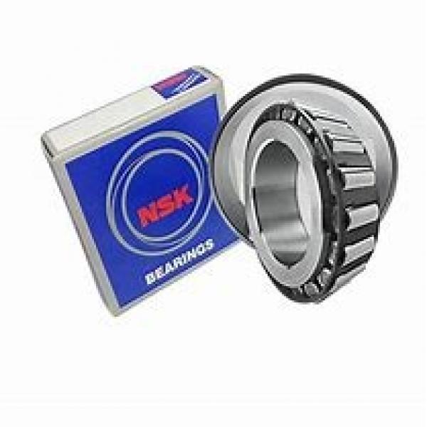 95 mm x 145 mm x 30 mm  95 mm x 145 mm x 30 mm  NSK 95BER20HV1V angular contact ball bearings #1 image