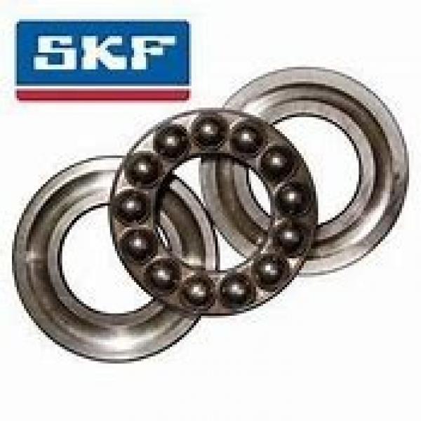 15 mm x 24 mm x 5 mm  15 mm x 24 mm x 5 mm  SKF W 61802-2Z deep groove ball bearings #1 image