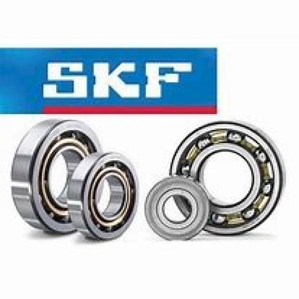 15 mm x 32 mm x 9 mm  15 mm x 32 mm x 9 mm  SKF 7002 CD/P4AH angular contact ball bearings #1 image