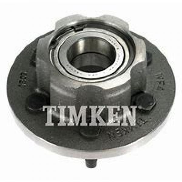50 mm x 80 mm x 20 mm  50 mm x 80 mm x 20 mm  Timken NP715284/NP106970 tapered roller bearings #3 image
