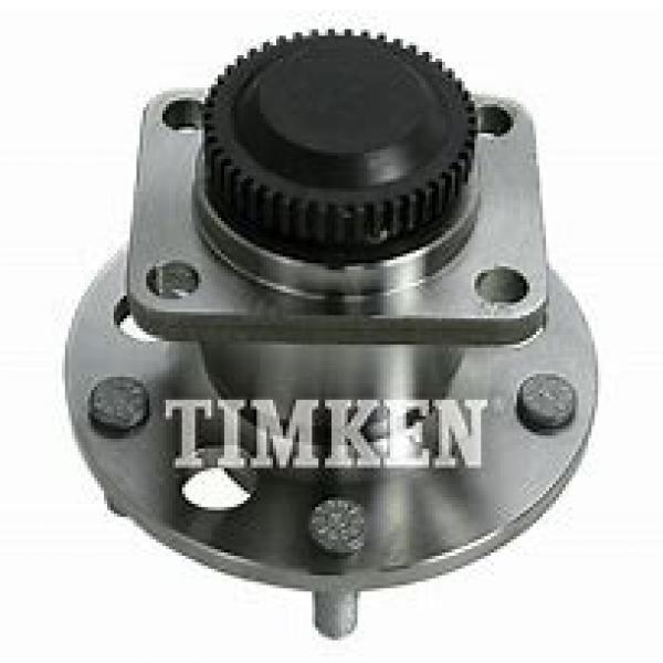 92,075 mm x 152,4 mm x 36,322 mm  92,075 mm x 152,4 mm x 36,322 mm  Timken 598X/592A tapered roller bearings #3 image